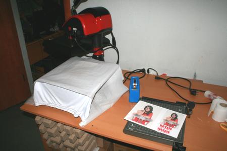 Термотрансфер для светлых тканей. Инструкция по применению
