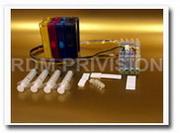 СНПЧ (Система непрерывной подачи чернил) для струйных принтеров Epson C64, C84, C86, CX6400, CX6600