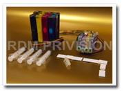 СНПЧ (Система непрерывной подачи чернил) для струйных принтеров Epson R240, RX520
